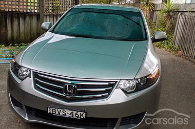 New Used Honda Accord Euro Cars For Sale In Australia Carsales