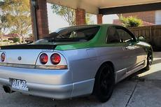 new used nissan skyline r33 cars for sale in australia carsales