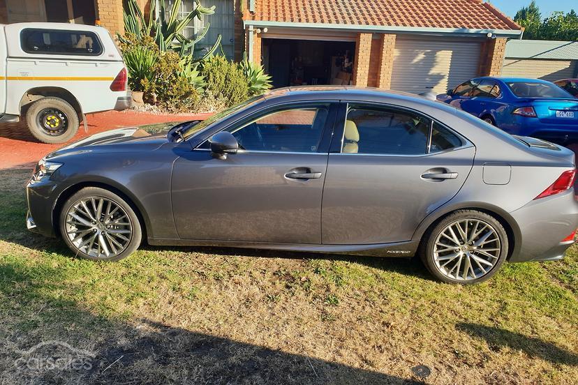 2014 Lexus IS300h Luxury Auto - www carsales com au