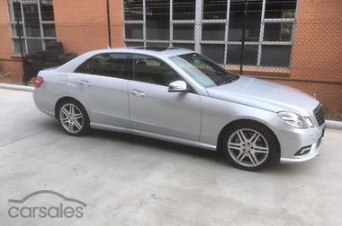 New Used Mercedes Benz E500 Cars For Sale In Australia Carsales