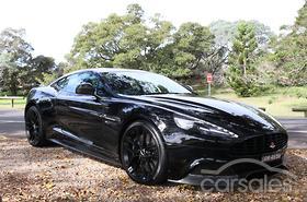 new & used aston martin vanquish cars for sale in australia