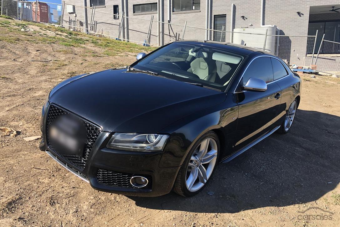 2009 Audi S5 Auto quattro MY10