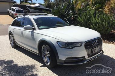 New Used Audi A6 Allroad Cars For Sale In Australia Carsalescomau