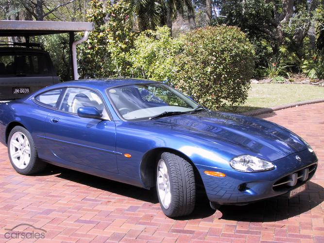 1997 Jaguar XK8 Classic Auto