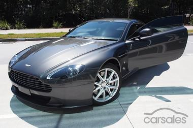 New Used Aston Martin V Cars For Sale In Australia Carsalescomau - Used aston martin v8 vantage