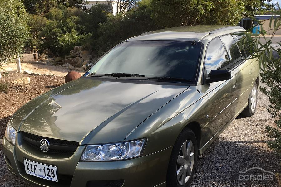 2006 Holden Commodore Executive VZ Auto MY06-SSE-AD-6125234