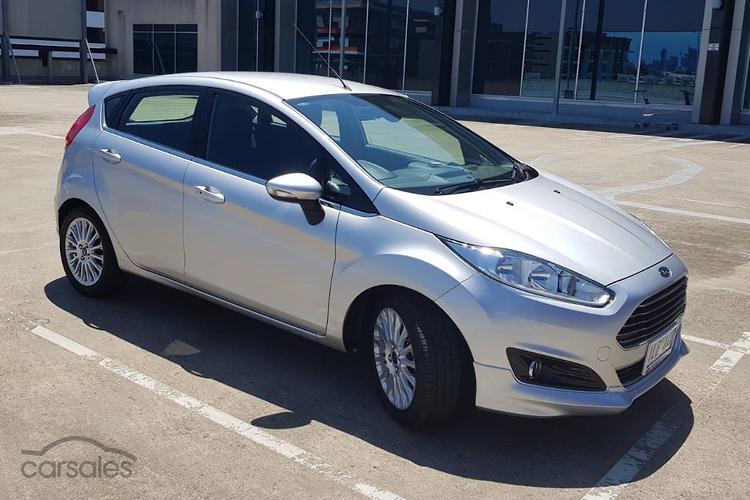 Ford Fiesta Sport Wz Auto