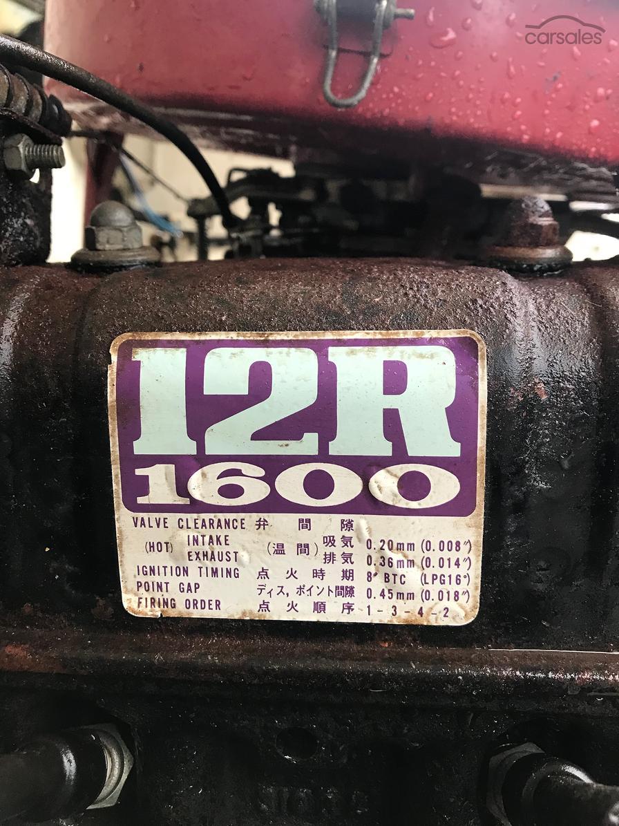1976 Toyota Hilux Manual 4x2-SSE-AD-6142333 - carsales com au