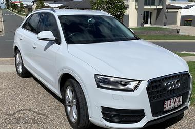 New Used Audi Q3 Diesel Cars For Sale In Australia Carsales Com Au