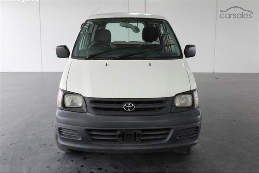7196adde23 2000 Toyota Townace Auto-SSE-AD-5708892 - carsales.com.au