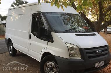 8742be2c5e New   Used Ford Transit Van cars for sale in Australia - carsales.com.au