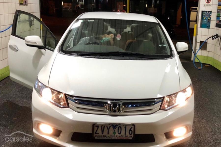 2012 Honda Civic Hybrid Auto Sse Ad 5780672
