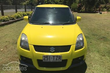 2008 Suzuki Swift Sport Manual