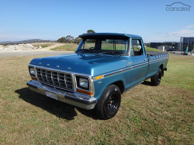 new \u0026 used ford f100 cars for sale in australia carsales com au1979 ford f100 xlt auto 4x2