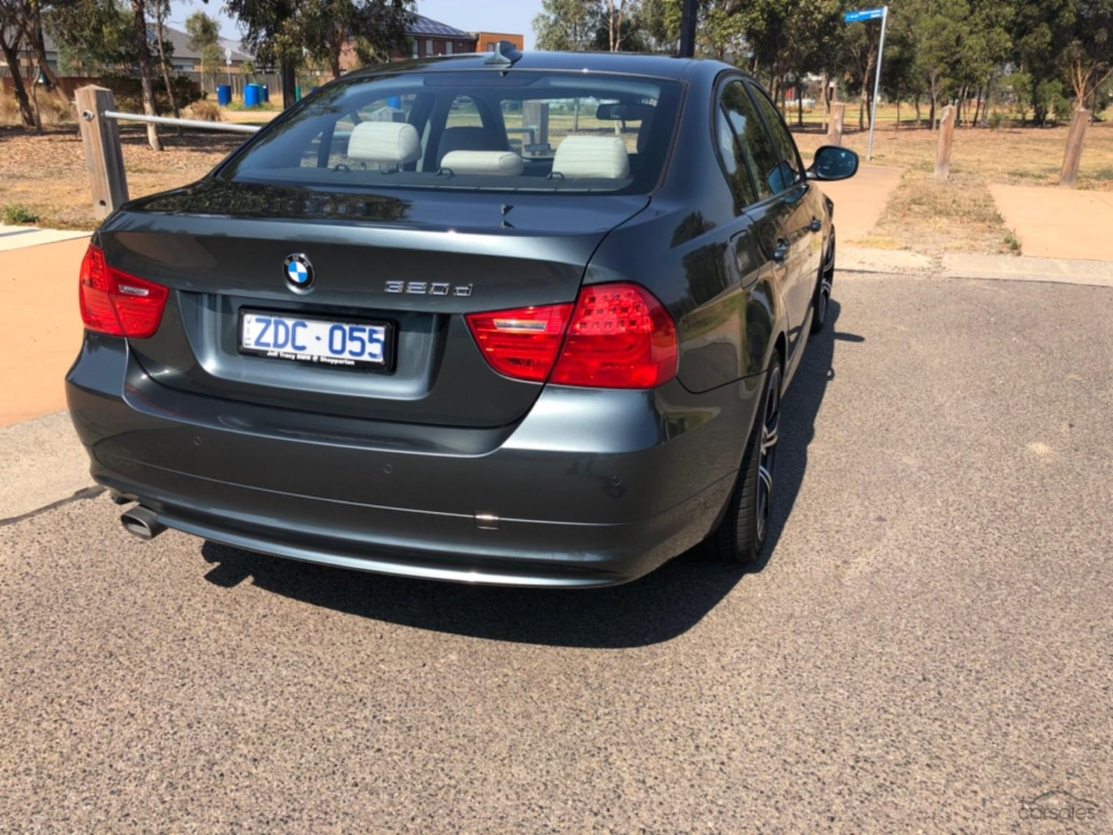 2008 BMW 320d Executive E90 Auto MY08-SSE-AD-5987938