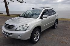 lexus 2006 rx400h