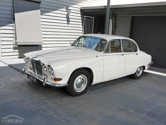 Jaguar 420 for sale australia