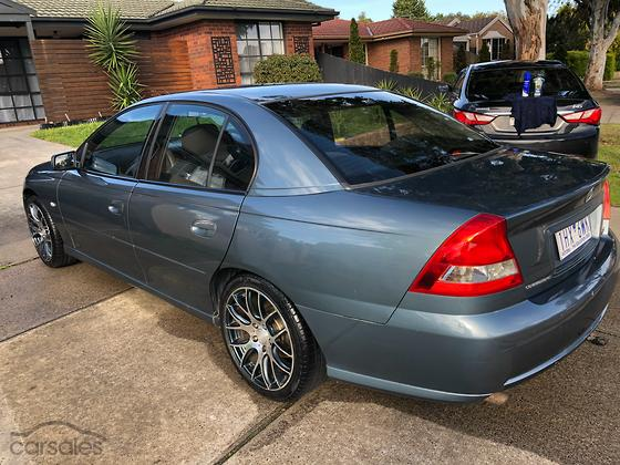 2005 Holden Commodore Executive VZ Auto-SSE-AD-3218501
