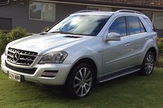 c6716bb71 2011 Mercedes-Benz ML300 CDI BlueEFFICIENCY Grand Edition Auto 4x4 MY11