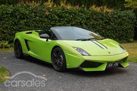 New Used Lamborghini Cars For Sale In Australia Carsales Com Au