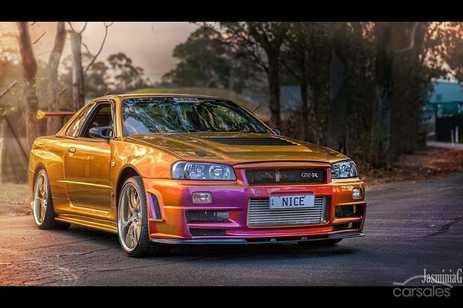 1999 Nissan Skyline GT R V Spec BNR34 Manual 4WD SSE AD 3418057