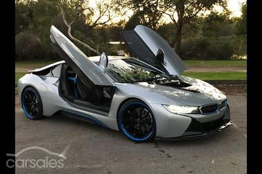 New Used Bmw I8 Silver Cars For Sale In Australia Carsales Com Au