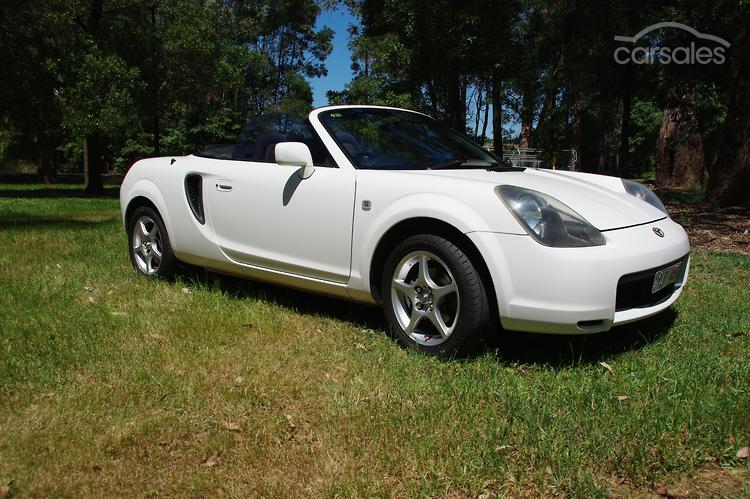 new used toyota mr2 cars for sale in australia carsales au 2003 MR2 Spyder 2001 toyota mr2 spyder auto