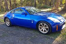 New Used Nissan 350z Blue Cars For Sale In Australia Carsalescomau