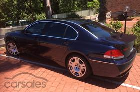 New Used Bmw 745li Cars For Sale In Australia Carsalescomau