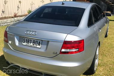 New Used Audi A Cylinders Cars For Sale In Australia Carsales - 2005 audi a6