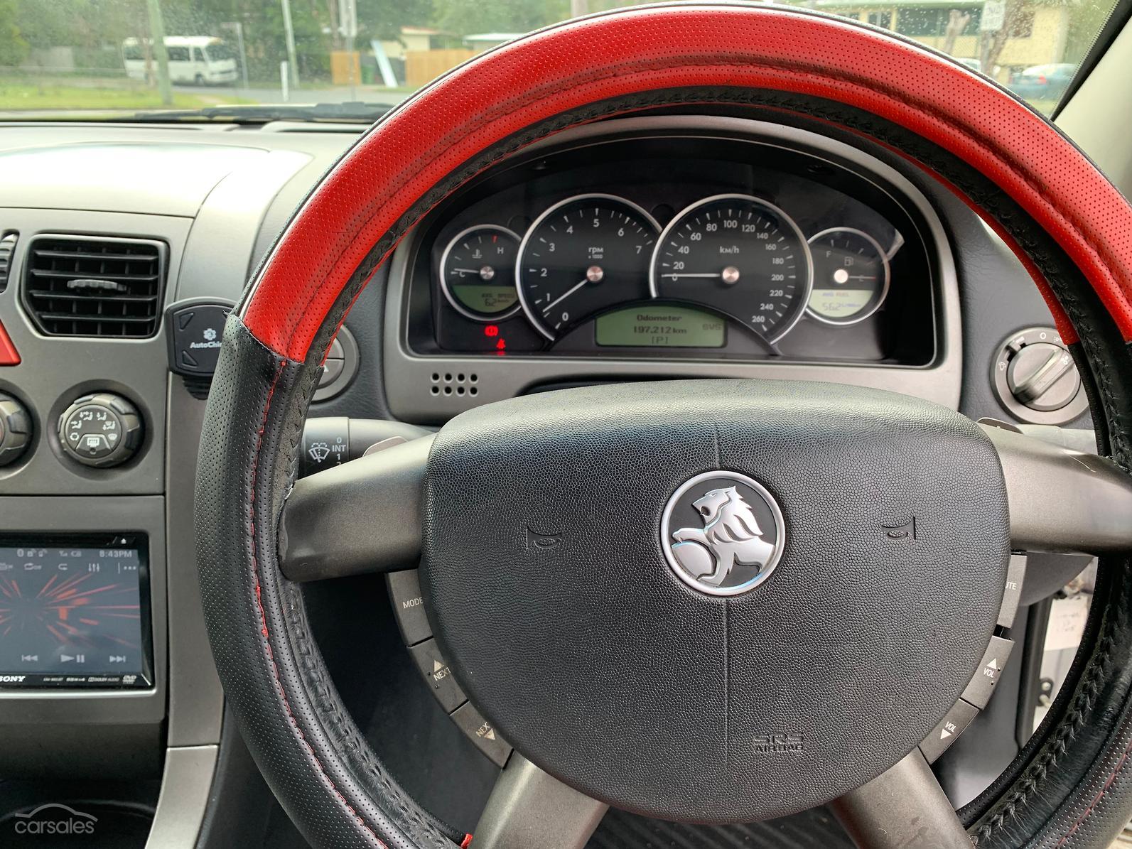 2005 Holden Commodore SV6 VZ Auto-SSE-AD-6121434 - carsales com au