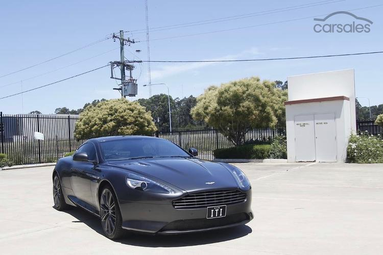 New Used Aston Martin Grey Cars For Sale In Australia Carsales