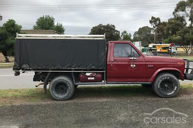 New Used Ford F100 Cars For Sale In Australia Carsales Com Au