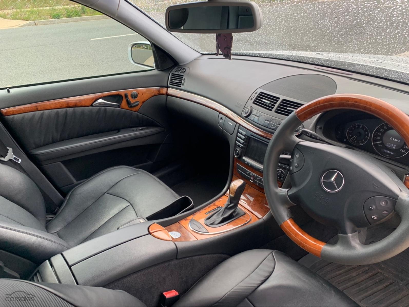 2004 Mercedes-Benz E320 Elegance Auto-SSE-AD-5833461