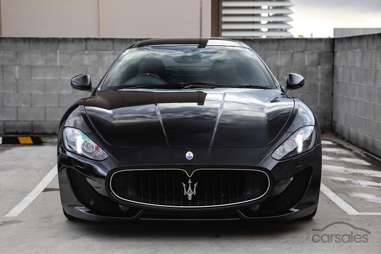 2014 Maserati GranTurismo Sport Auto MY15