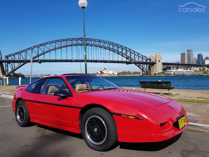 new used pontiac cars for sale in australia carsales au 1945 Pontiac Trans AM 1987 pontiac fiero gt manual