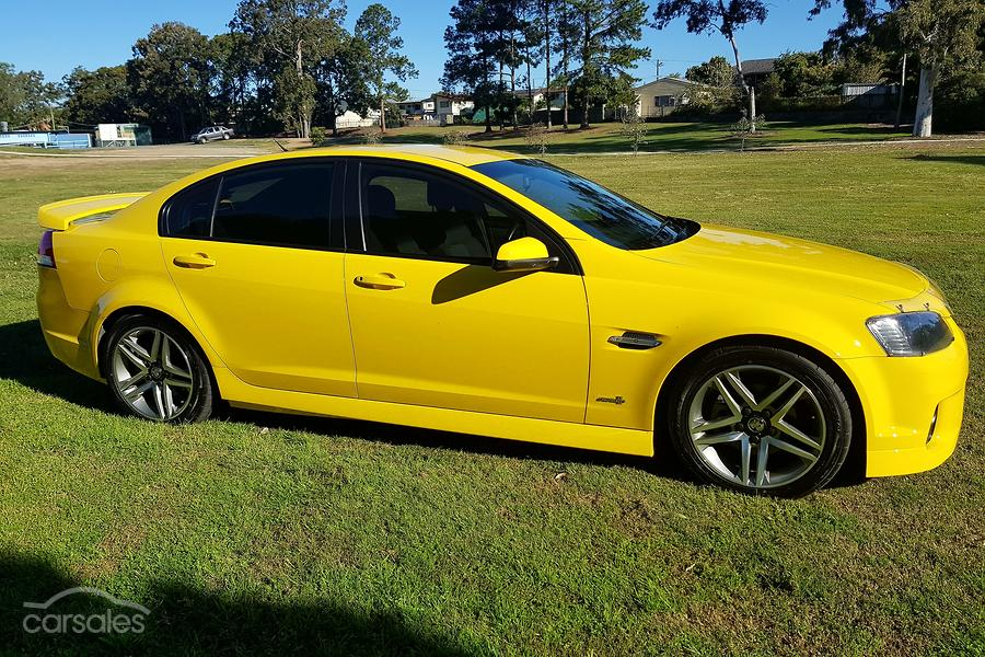 2011 Holden Commodore SV6 VE Series II Manual-SSE-AD-5870075