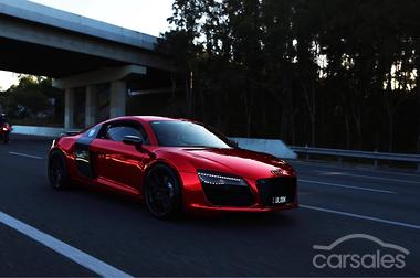 New Used Audi R Cars For Sale In Australia Carsalescomau - Audi super car