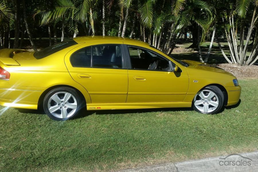 2003 Ford Falcon XR8 BA Auto-SSE-AD-5688506 - carsales com au