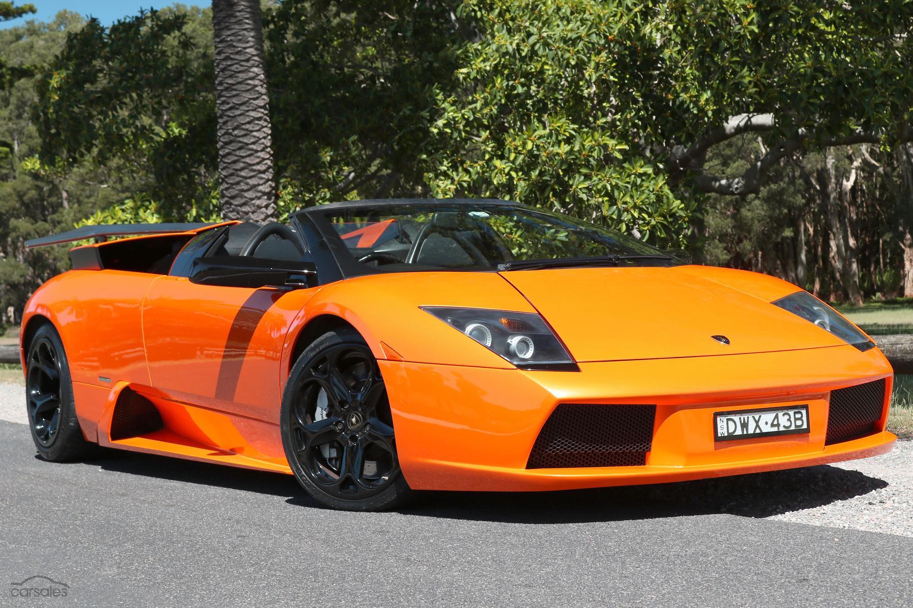 2005 Lamborghini Murcielago Auto Awd Sse Ad 5924782 Carsales Com Au
