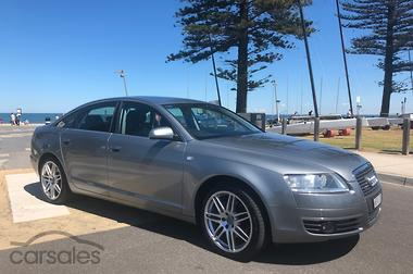 New Used Audi A Cars For Sale In Melbourne Victoria Carsalescomau - Car audi a6