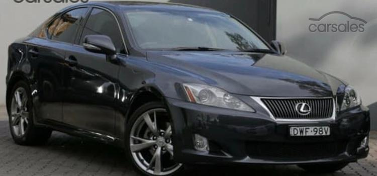 2009 Lexus IS250 Prestige Manual MY10