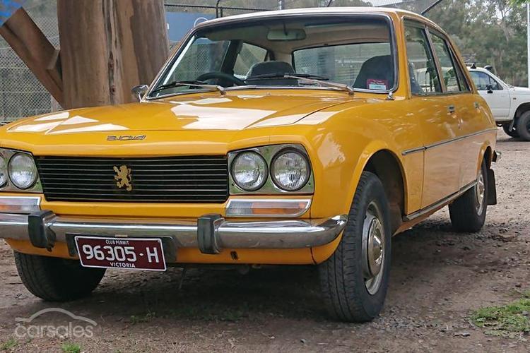 1975 Peugeot 504 Gl Manual Sse Ad 5777751