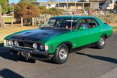 new used ford falcon gt cars for in car s com au 1973 ford falcon gt xa manual