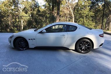 new & used maserati granturismo cars for sale in australia