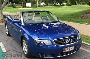 New Used Audi A4 B6 Cars For Sale In Australia Carsalescomau