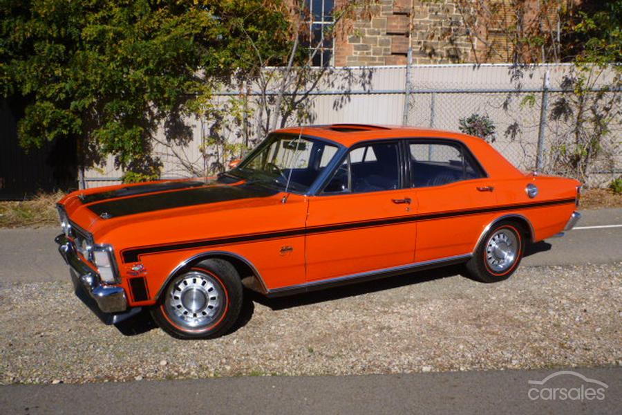 1970 Ford Falcon GTHO Phase II XW Manual-SSE-AD-6124715