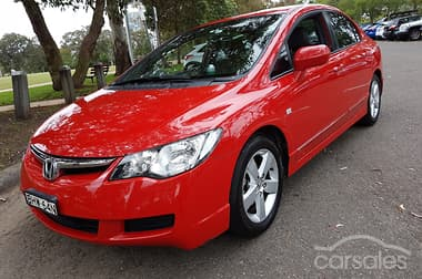 New Used Honda Civic Sedan Cars For Sale In Sydney New South Wales