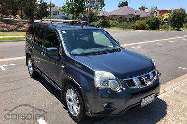 2009 nissan x-trail adventure edition (4x4) for sale $12,990.