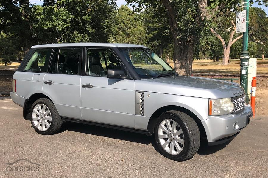 2007 Land Rover Range Rover Vogue Super Charged Auto 4x4 My07 Sse Ad